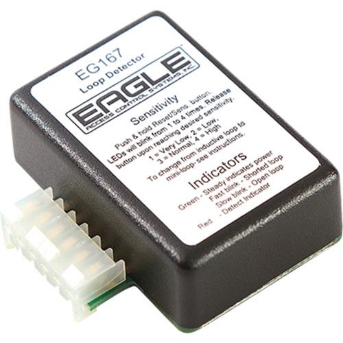 Plug In Loop Detector